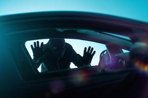 car lot security